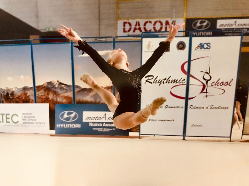 atleta ASD Ritmica Piemonte