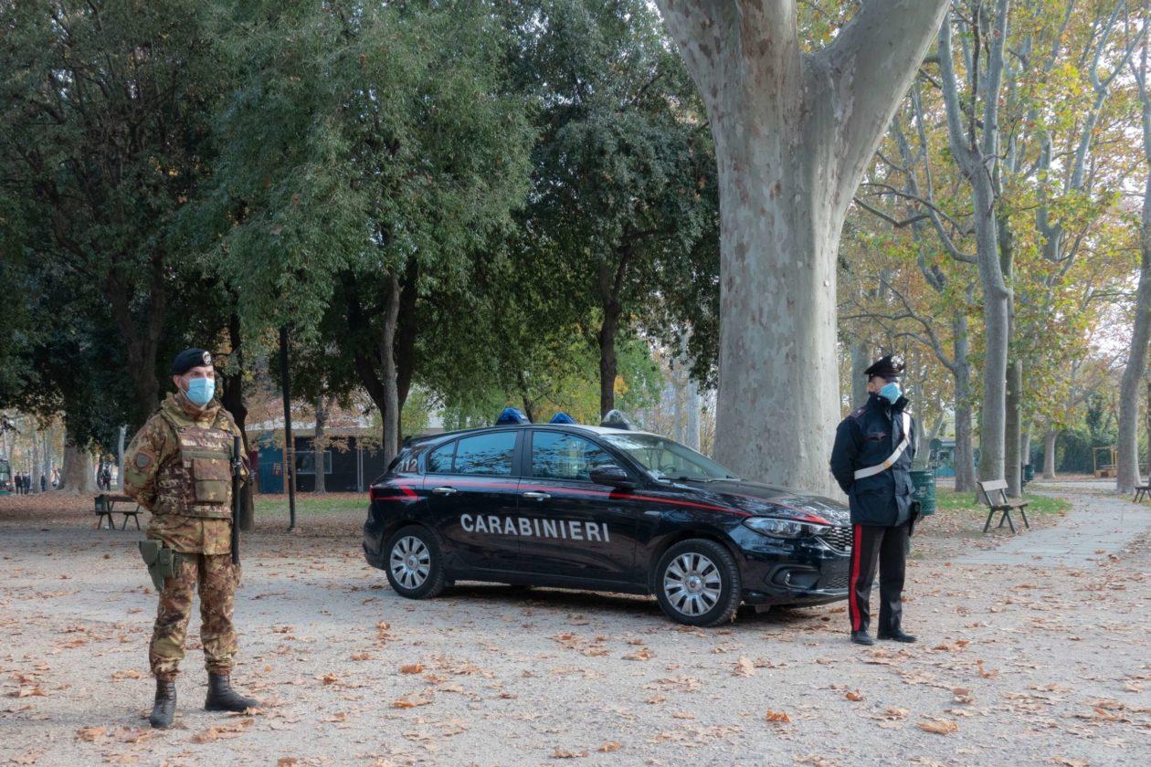 carabinieri montagnola bologna