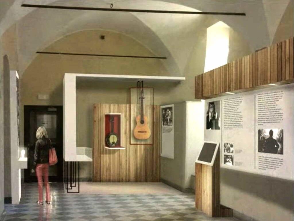 casa dei cantautori genova