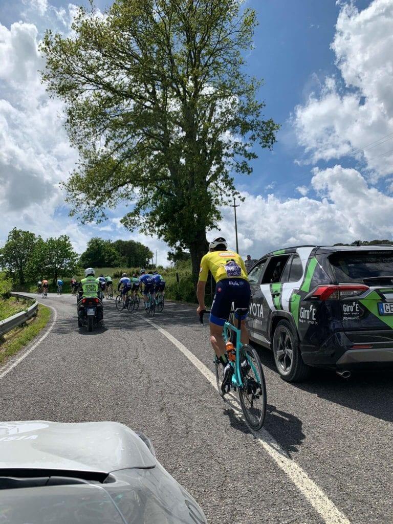 ciclismo giro-e toscana