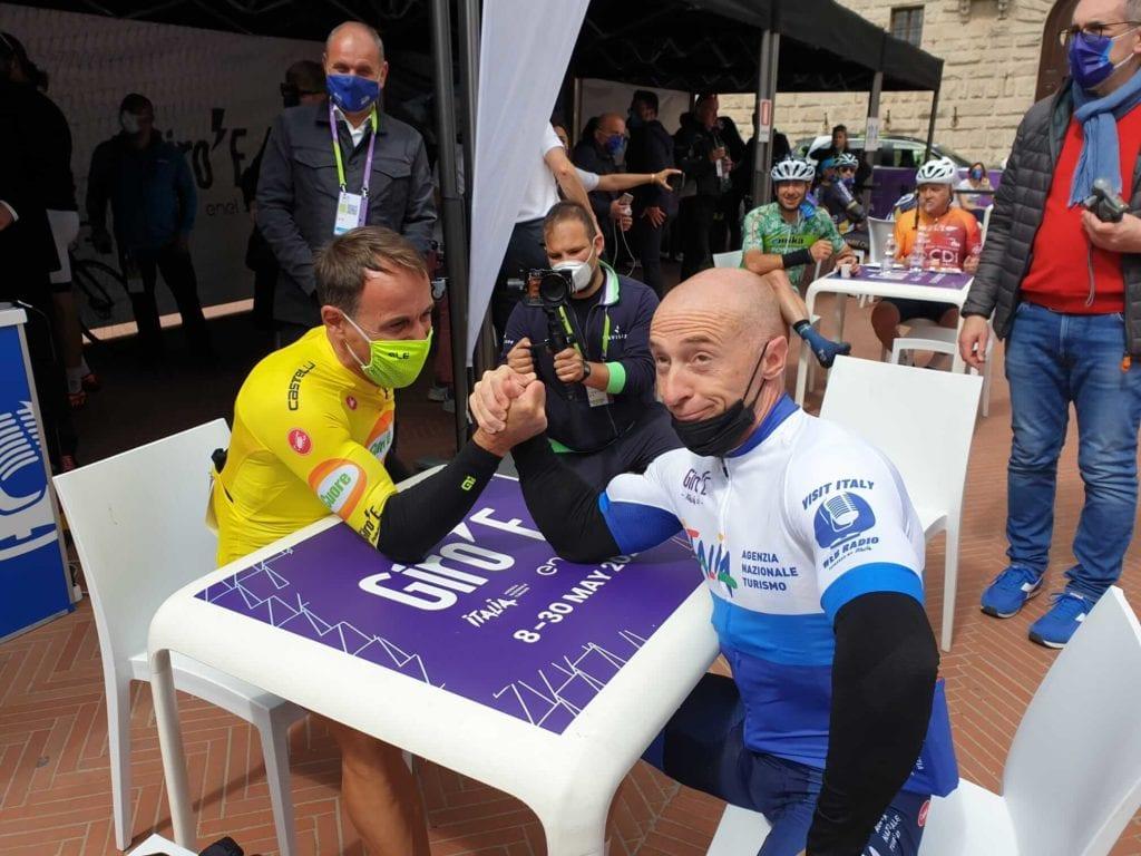ciclismo giro-e toscana Jury Chechi