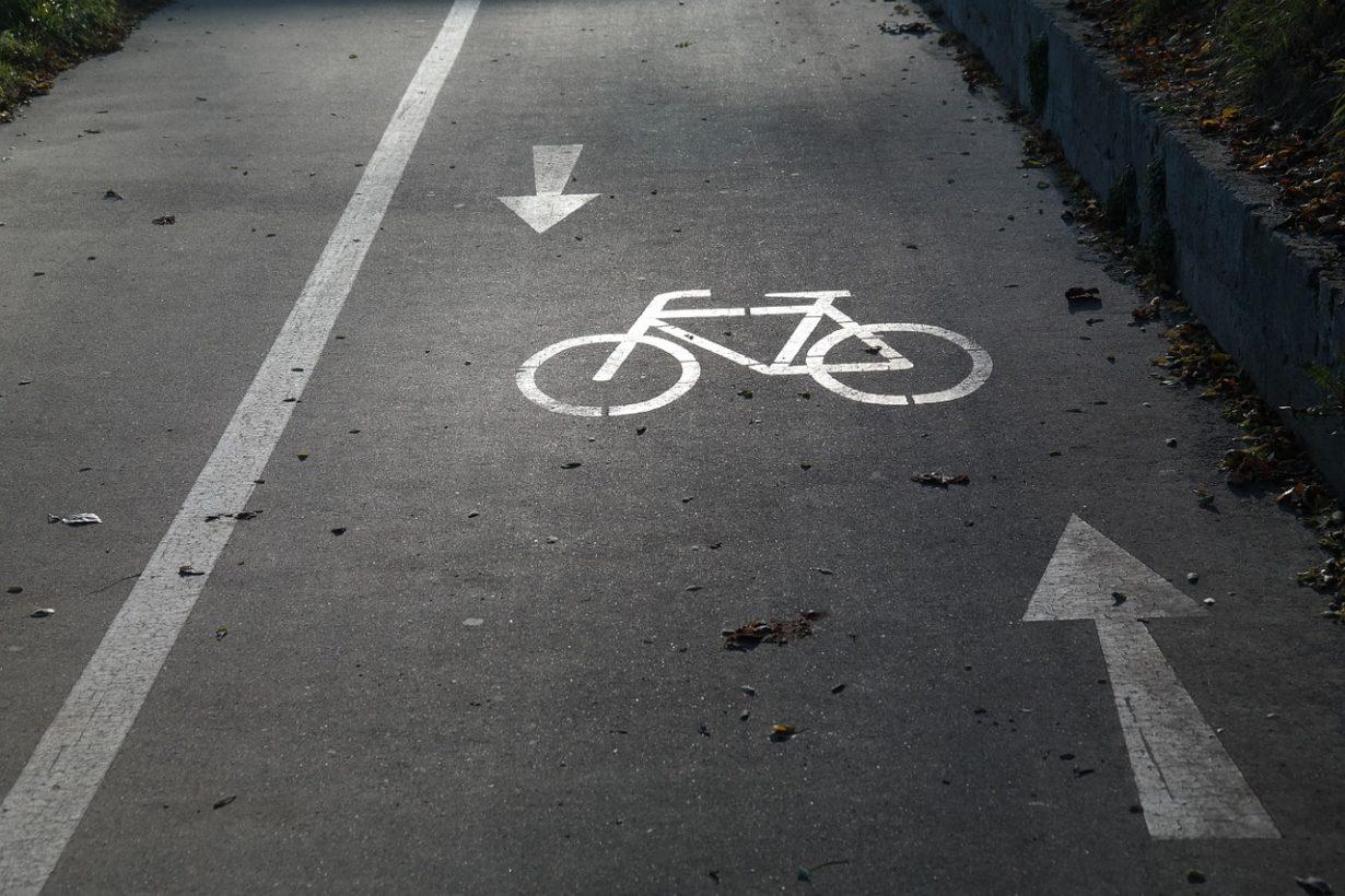 segnaletica bicicletta ciclabile