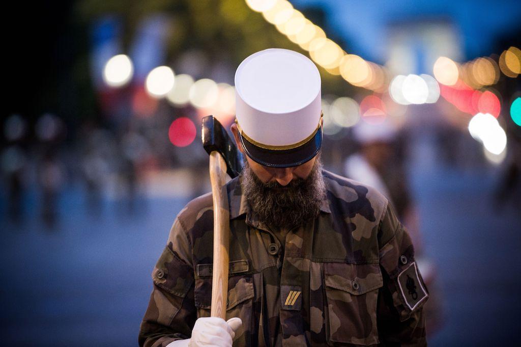 francia legione straniera