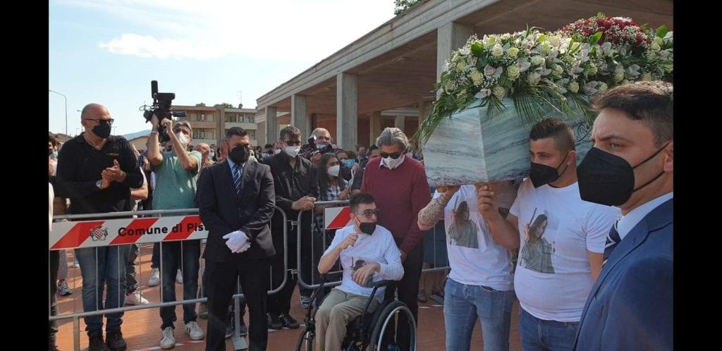 funerale luana d'orazio