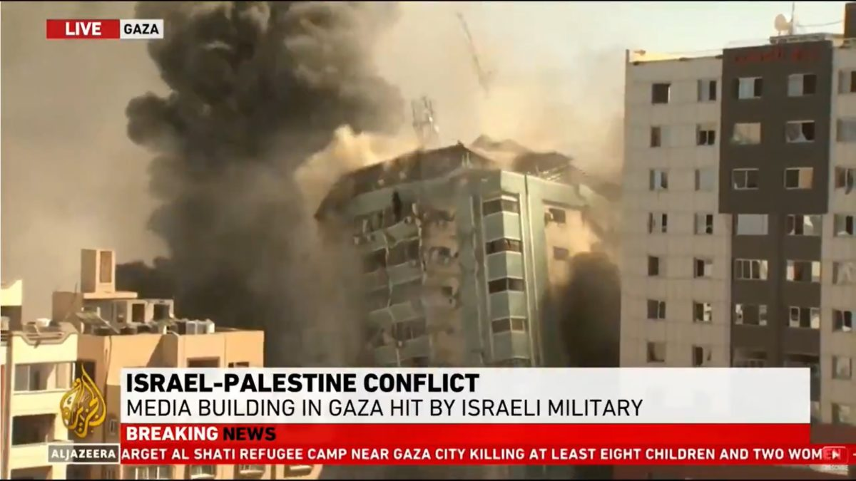 gaza al jazeera