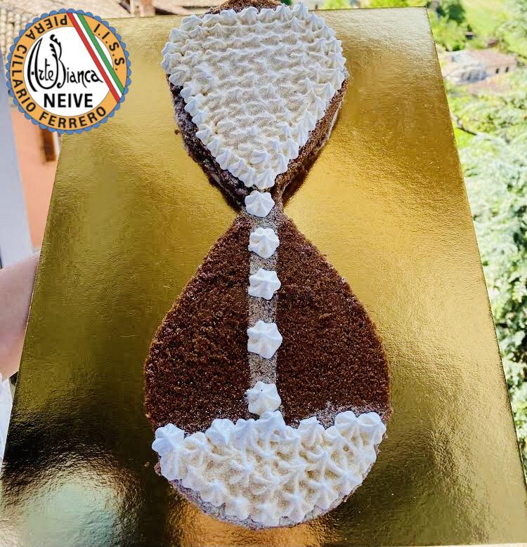 istituto Cillario-Ferrero torta per Falcone (2)