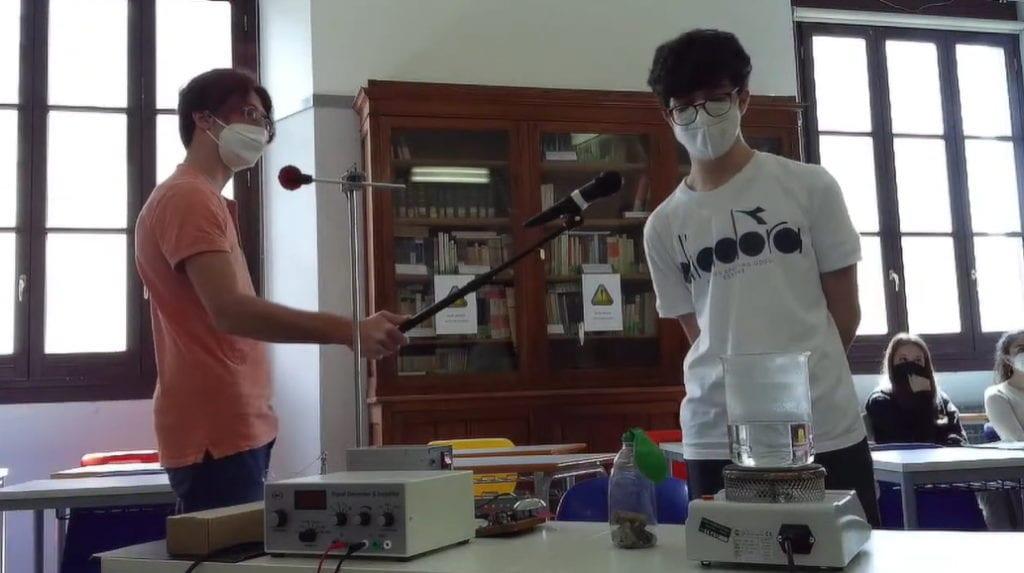 liceo albertelli roma progetto PCTO Lab2Go