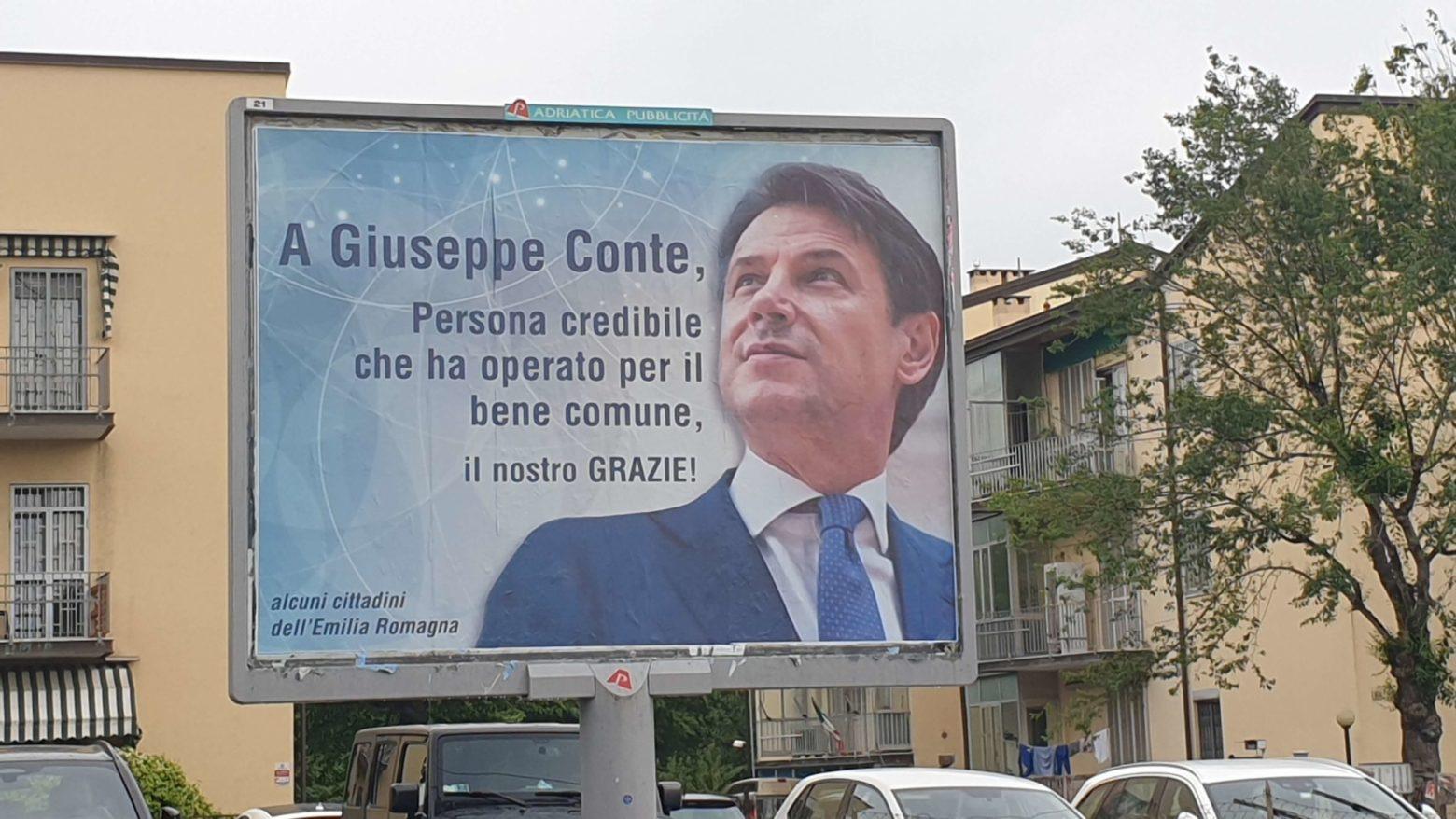 manifesto conte bologna