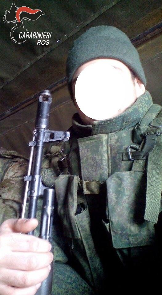 mercenario ucraina
