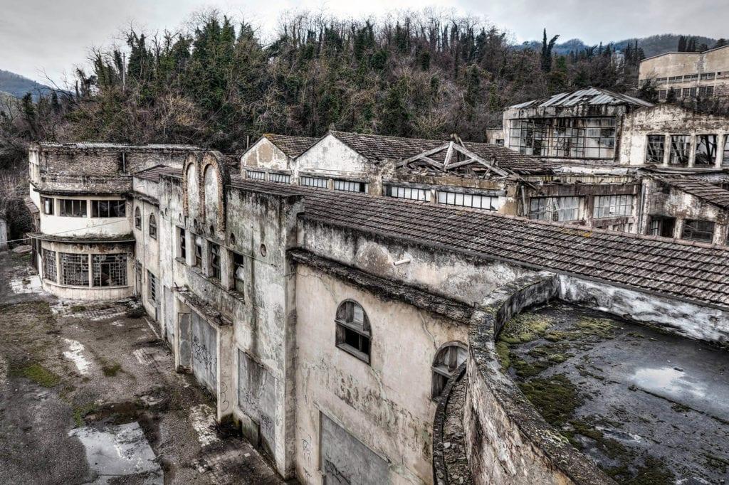 museo dell'abbandono romagna