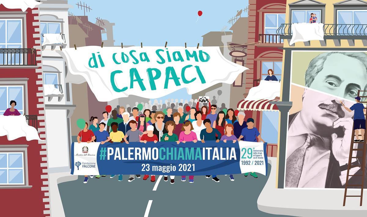 palermo chiama italia 2021