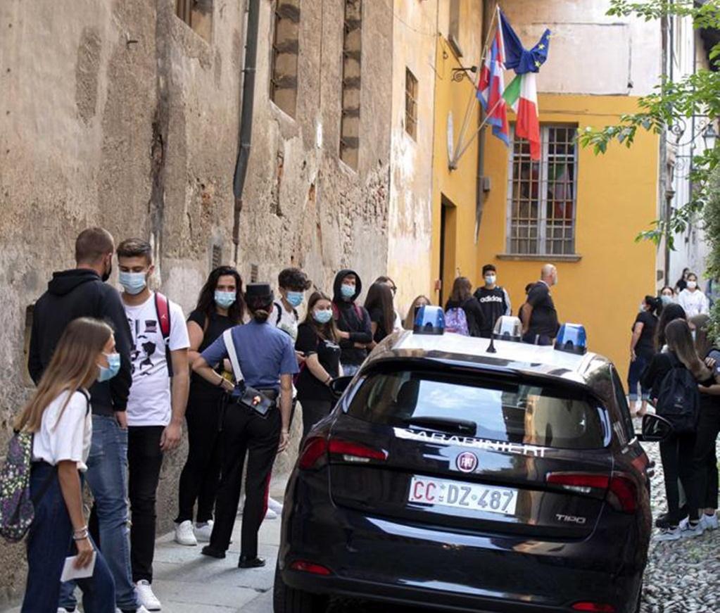 piano estate protocollo intesa ministero Istruzione e Arma dei Carabinieri