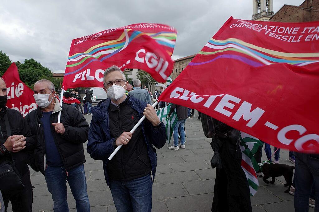 protesta lavoratori prato sciopero10