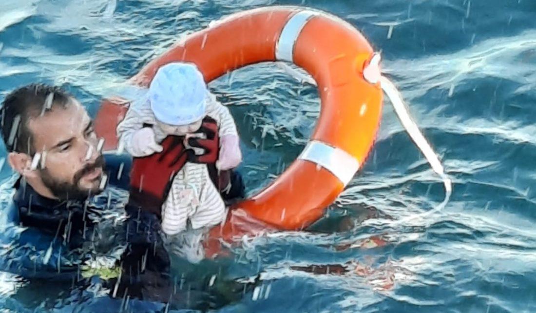 salvataggio migranti guardia civil