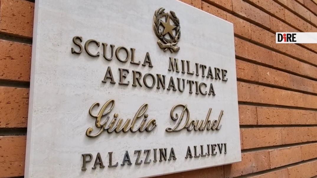 scuola militare aeronautica Giulio Douhet