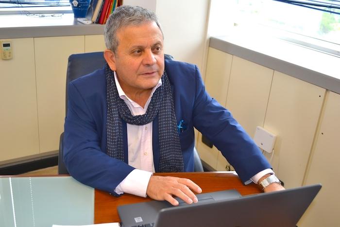 sergio d'angelo_candidato sindaco di napoli