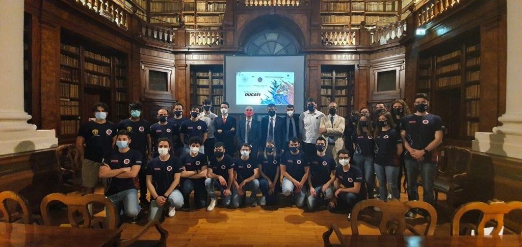 università bologna ducati