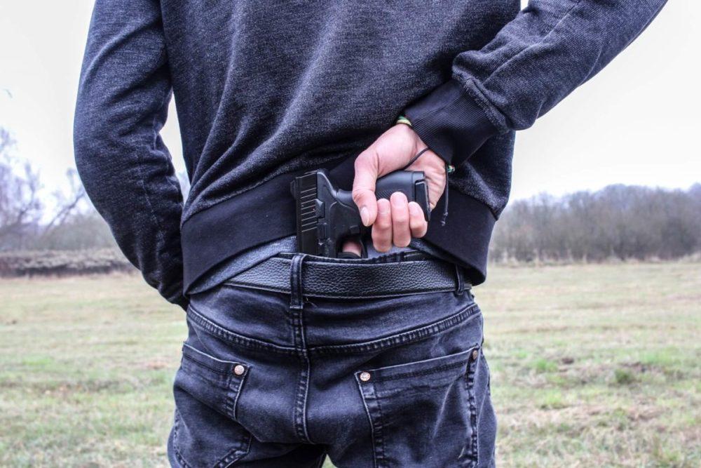 ladro pistola