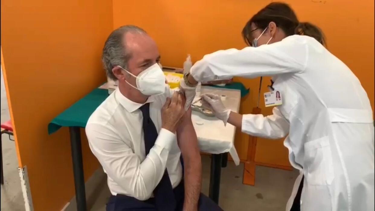 zaia vaccinato
