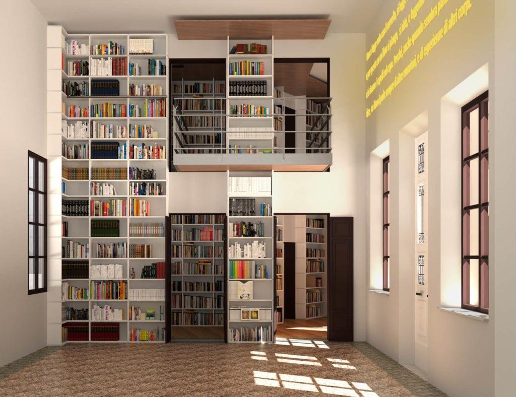 06. Progetto Biblioteca Eco 3