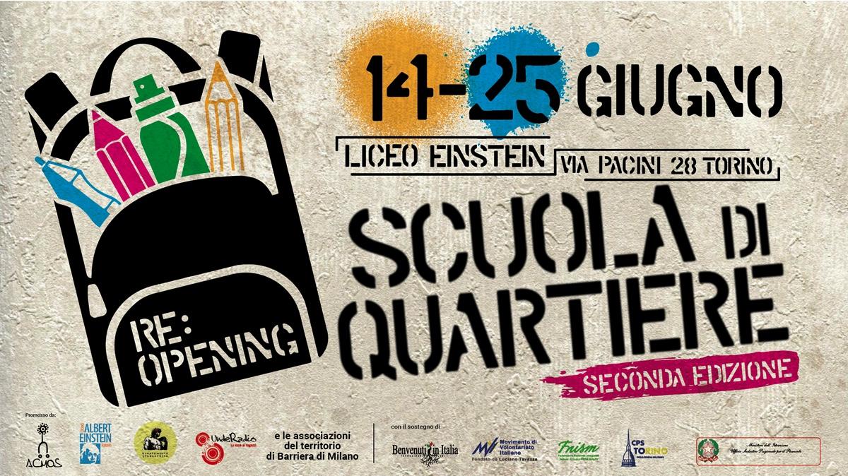 Scuola di quartiere Torino