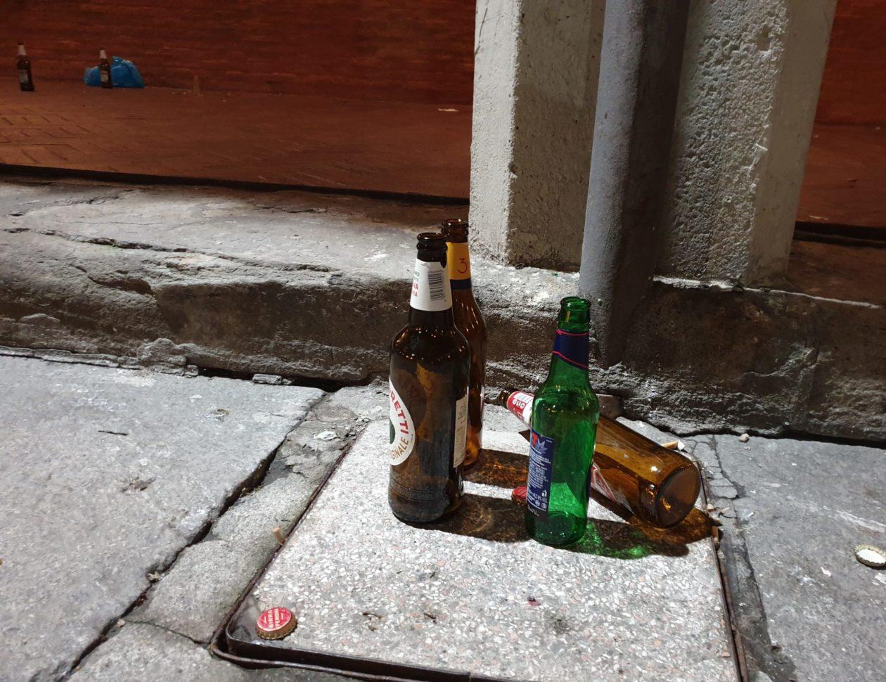 bottiglie birra bologna