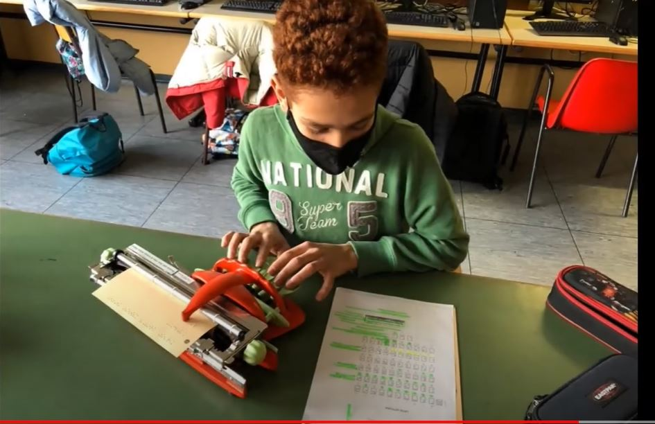 corso braille scuole vergato grizzana bologna