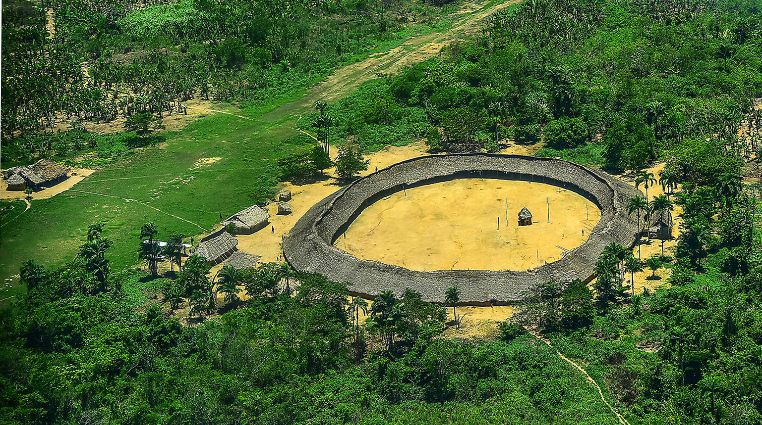 (Foto: Terra Indígena Yanomami/Leonardo Prado/PG/FotosPúblicas/2015)