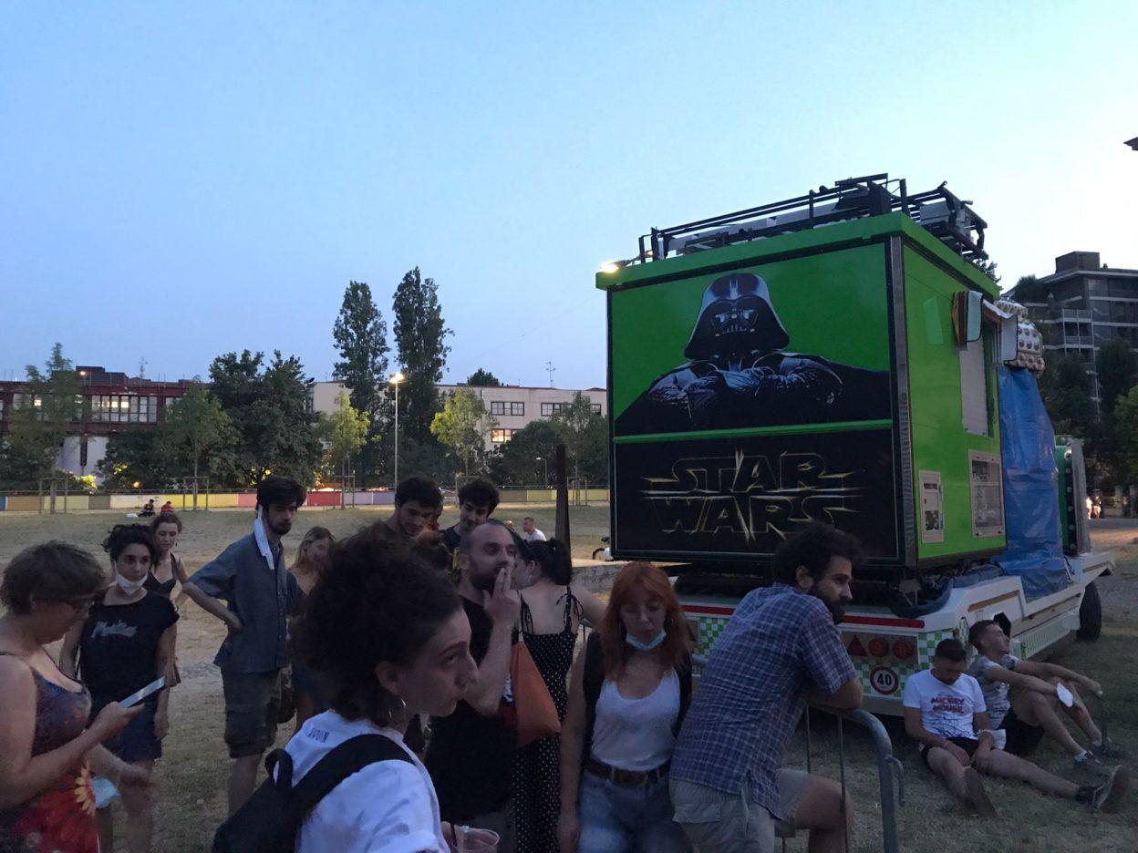 giostre parco della zucca bologna