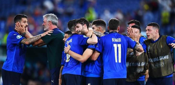 italia euro 2020 foto figc