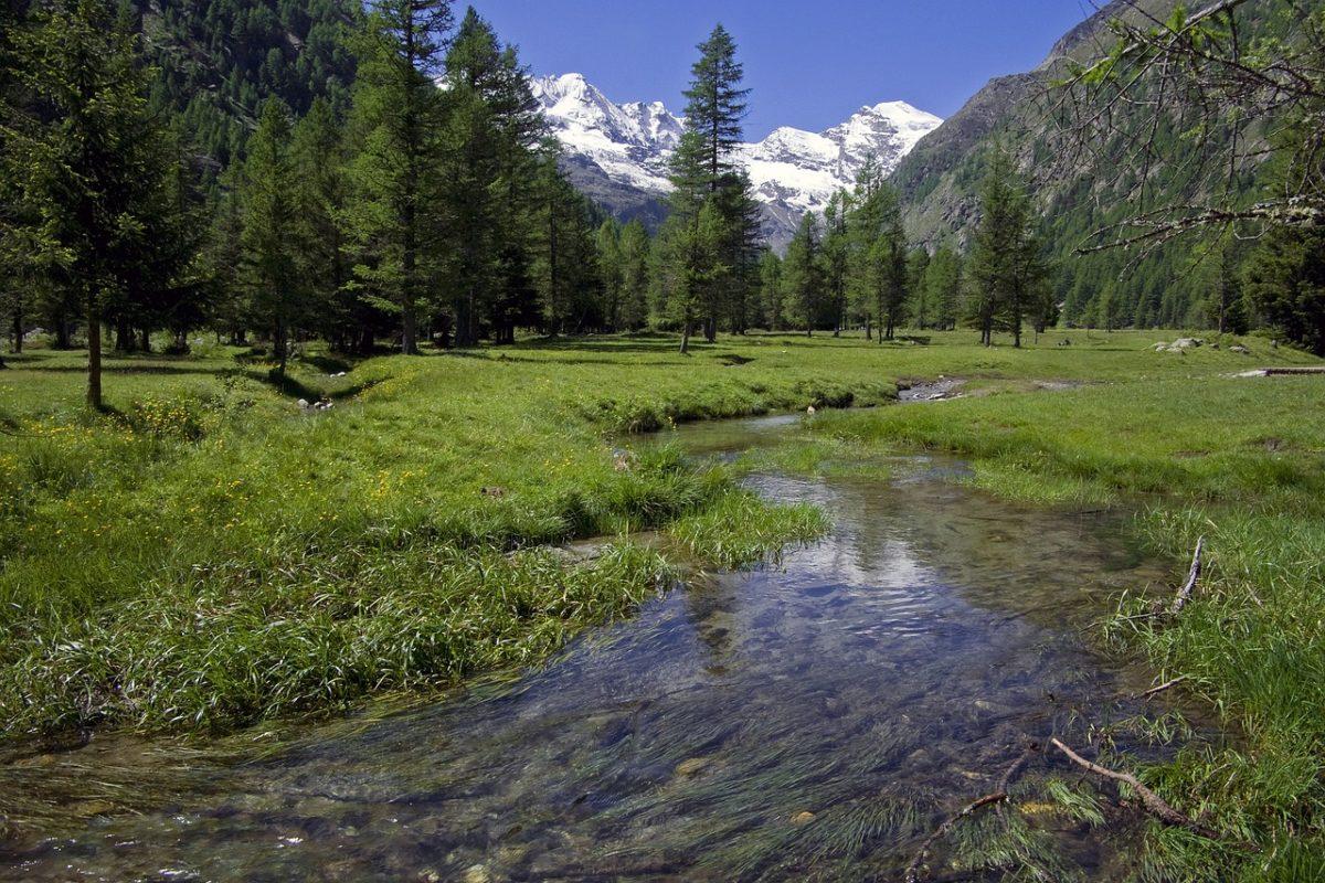 montagna valle d'aosta