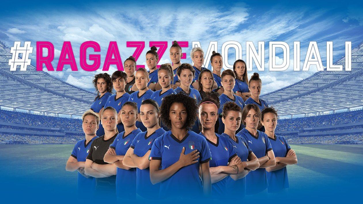 nazionale femminile calcio foto da facebook