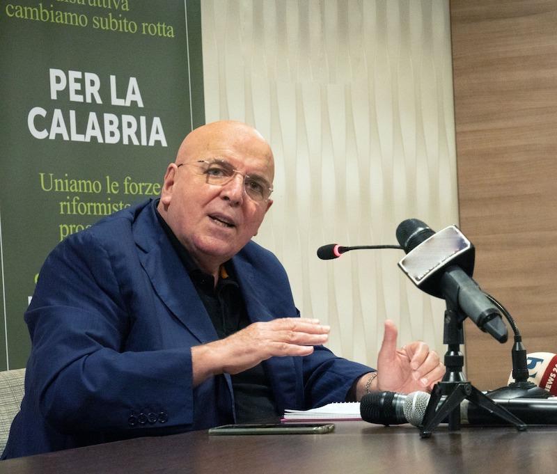 mario oliverio (pd) calabria