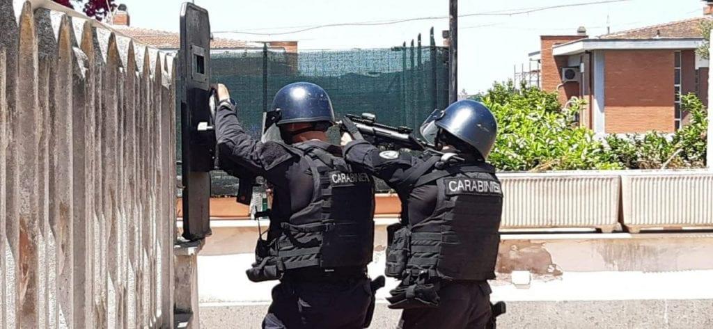 carabinieri ardea
