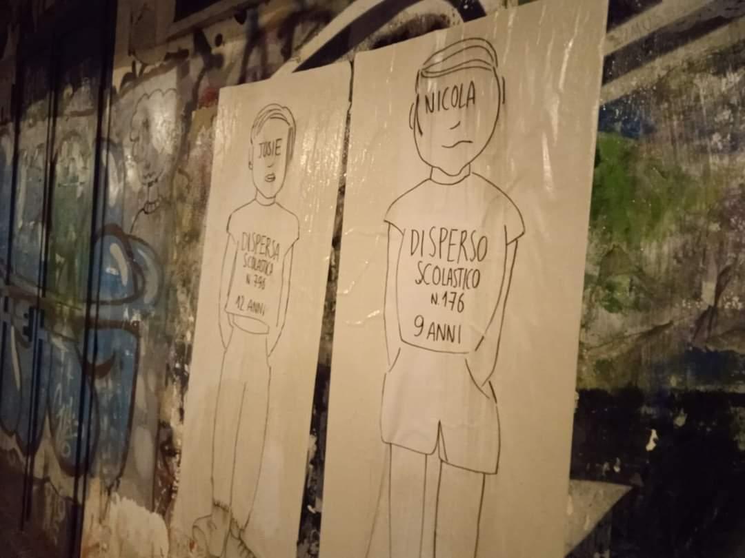 protesta no dad napoli-min
