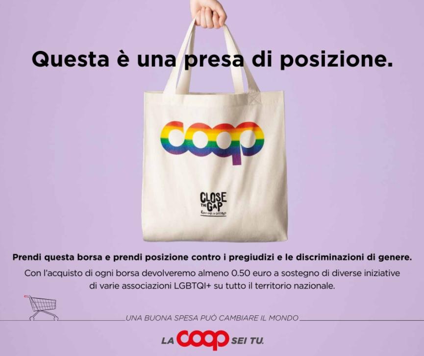 rainbow bag coop