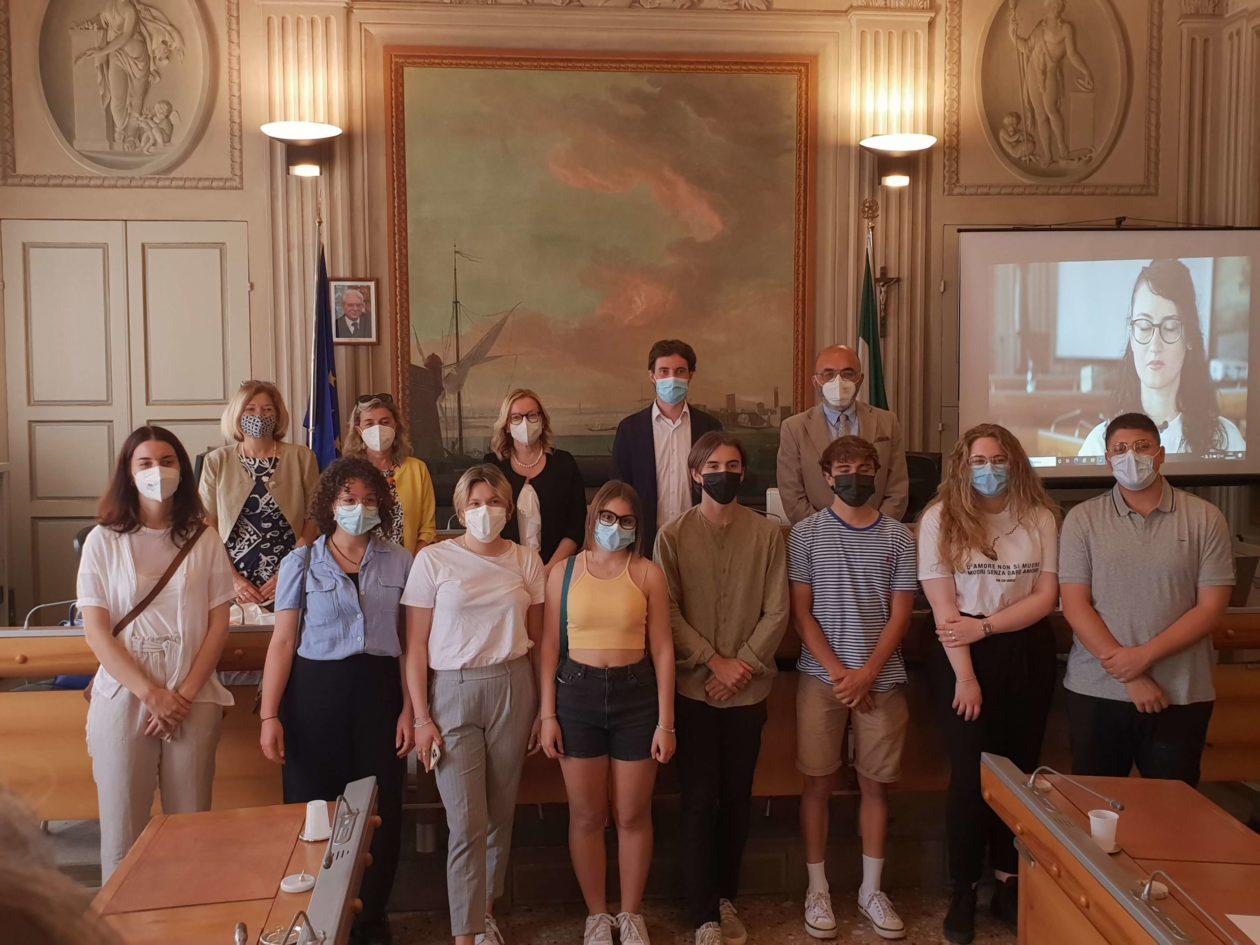 studenti film sulla pandemia reggio emilia