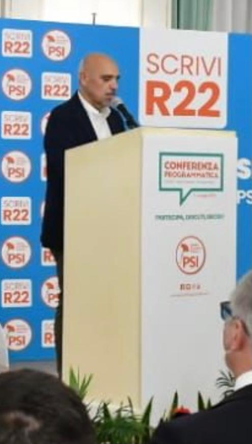Marco Strada segretario regionale del Psi Emilia-Romagna