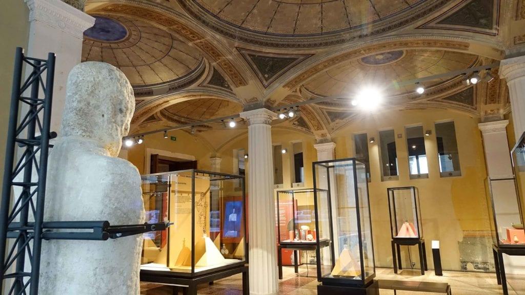 Mostra Sardegna isola megalitica a Berlino