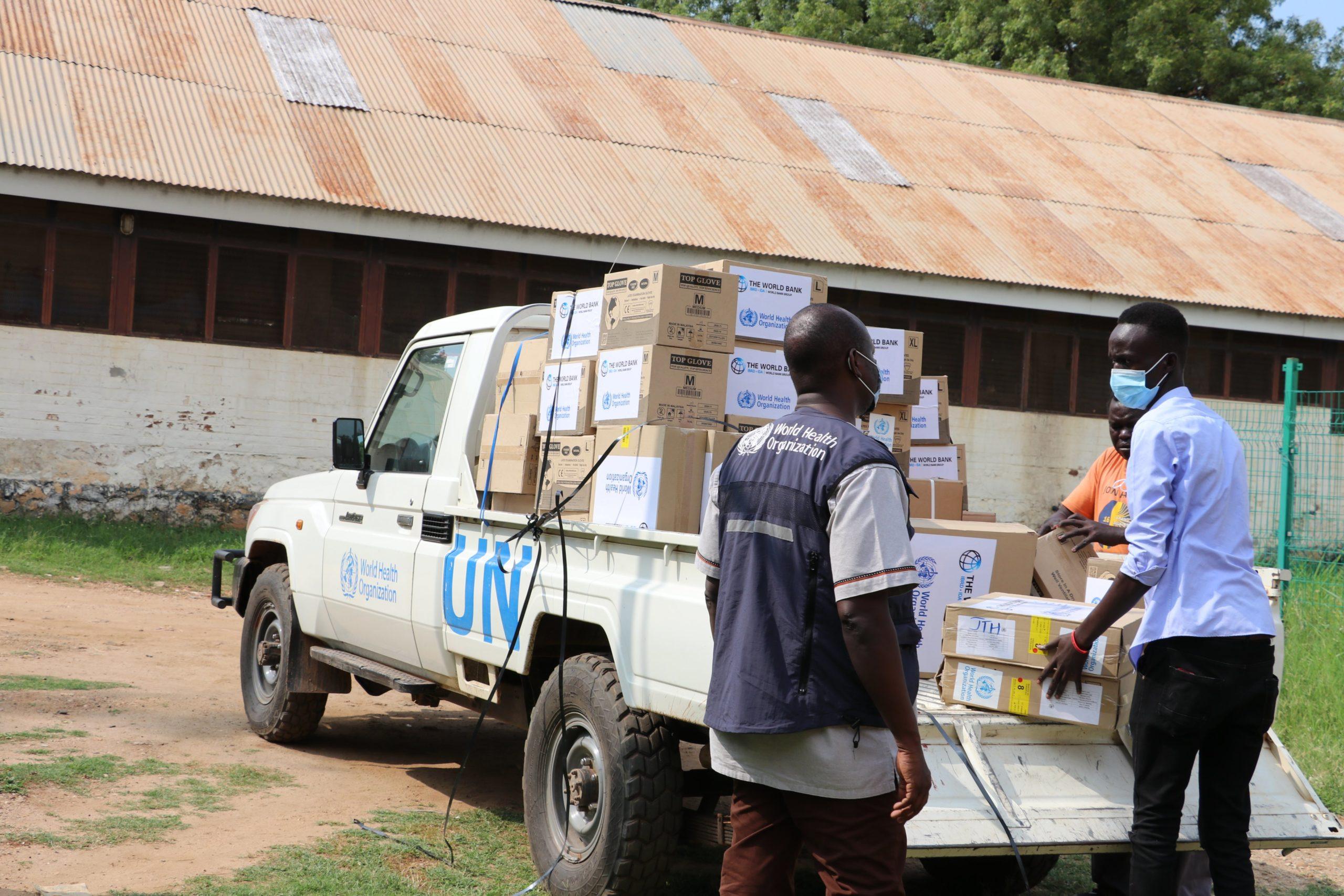 vaccino covid sud sudan