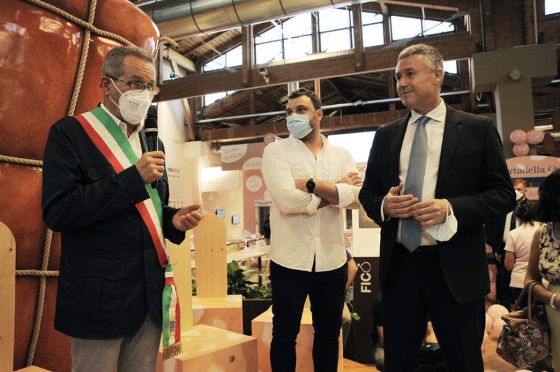 Inaugurazione Fico 2 Eataly Bologna