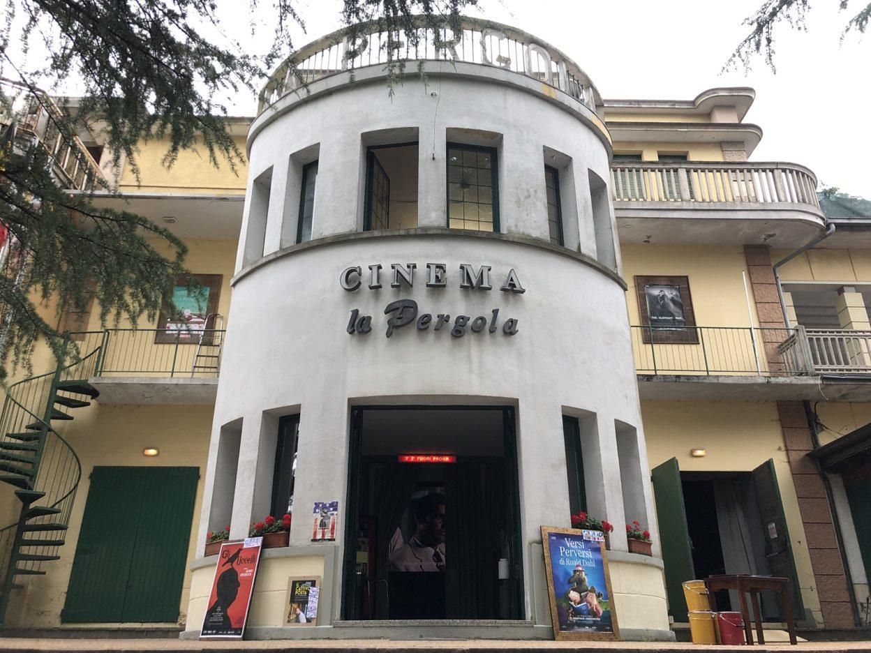 Cinema Teatro La Pergola foto da facebook