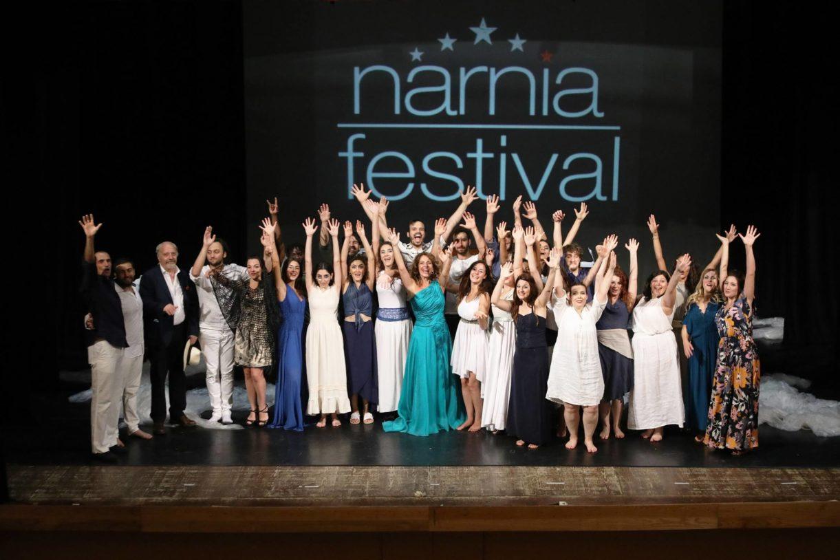 narnia festival umbria