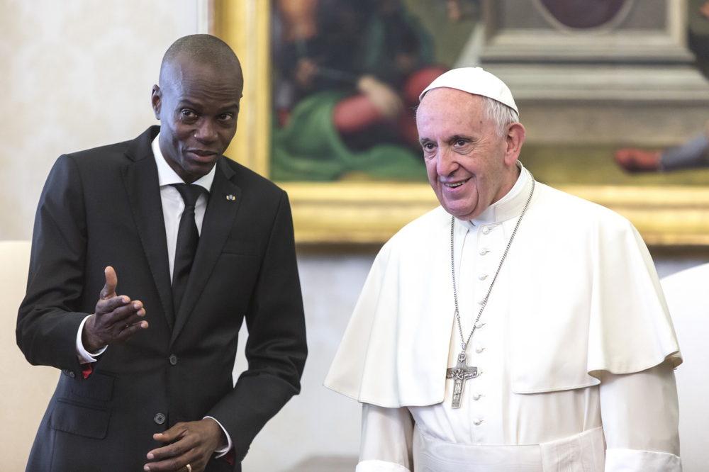 Il presidente di Haiti Jovenel Moïse
