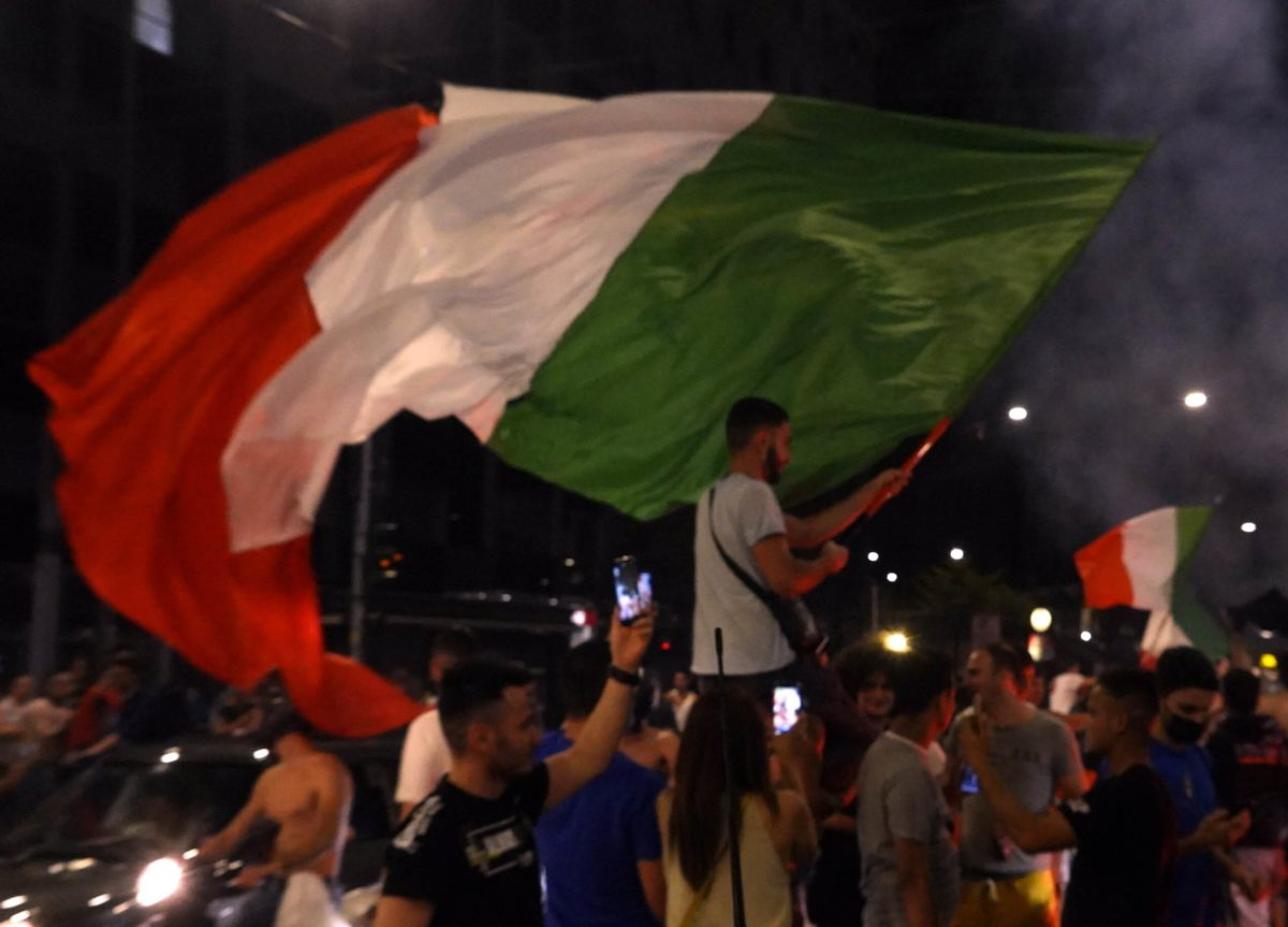 tifo italia euro 2020