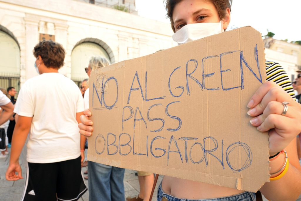 manifestazione_contro_green_pass