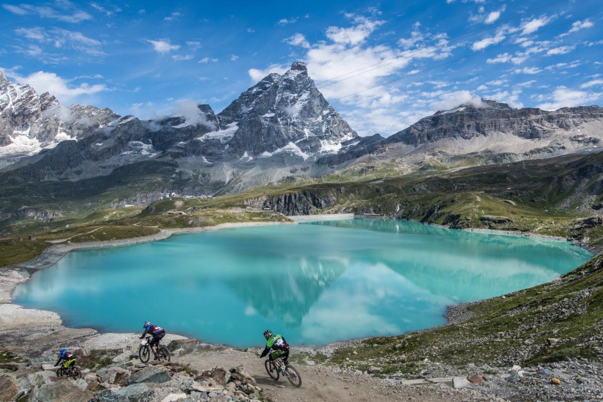 Maxi avalanche cervinia mountain bike