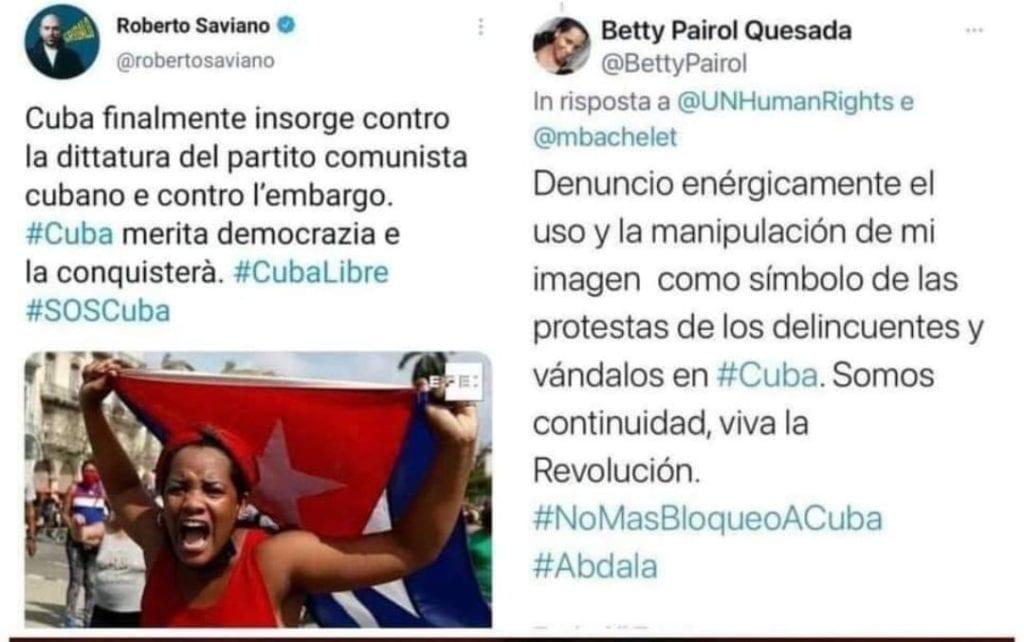 SAVIANO CUBA