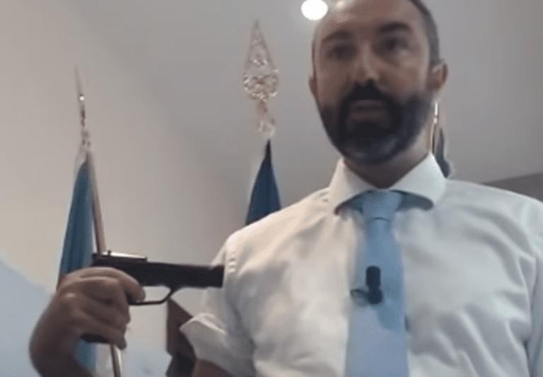 barillari pistola vaccino