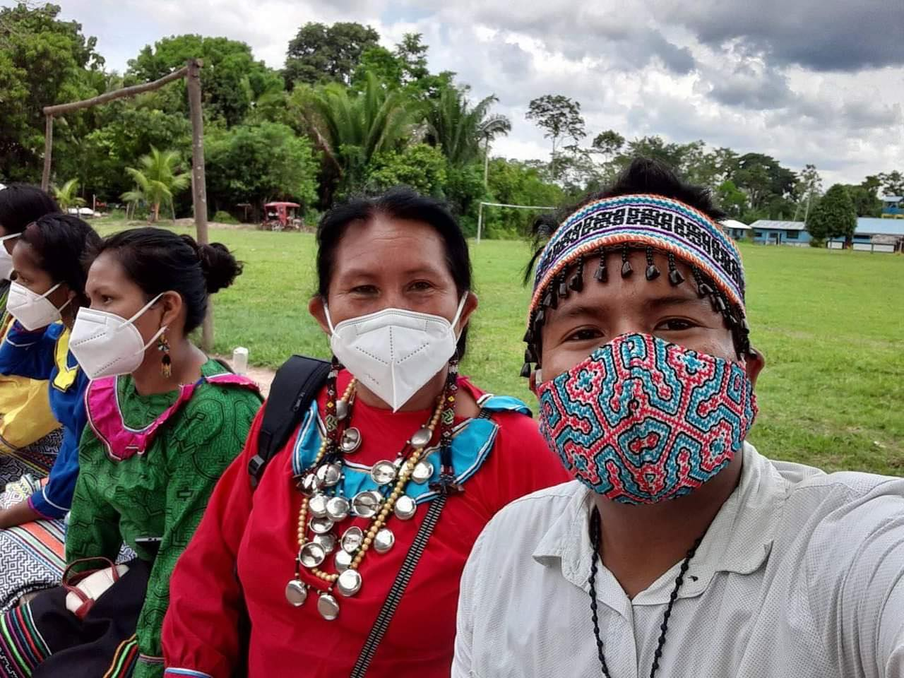 attivista amazzonia